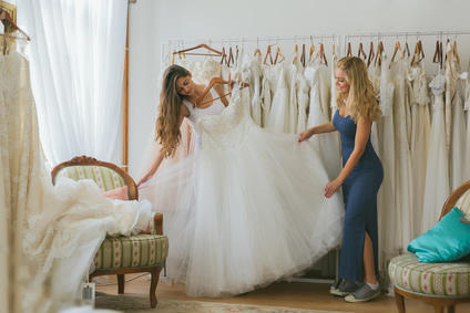 Buying Wedding Gowns
