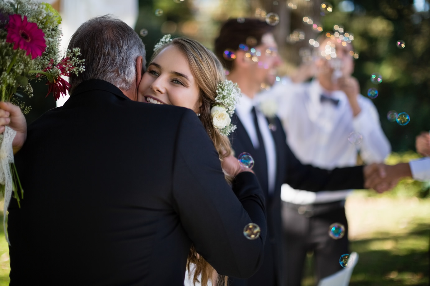 Managing the Parents When Planning a Wedding