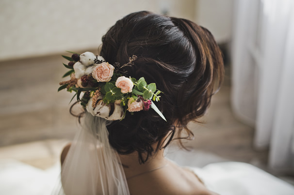 wedding hair styles and make up trends
