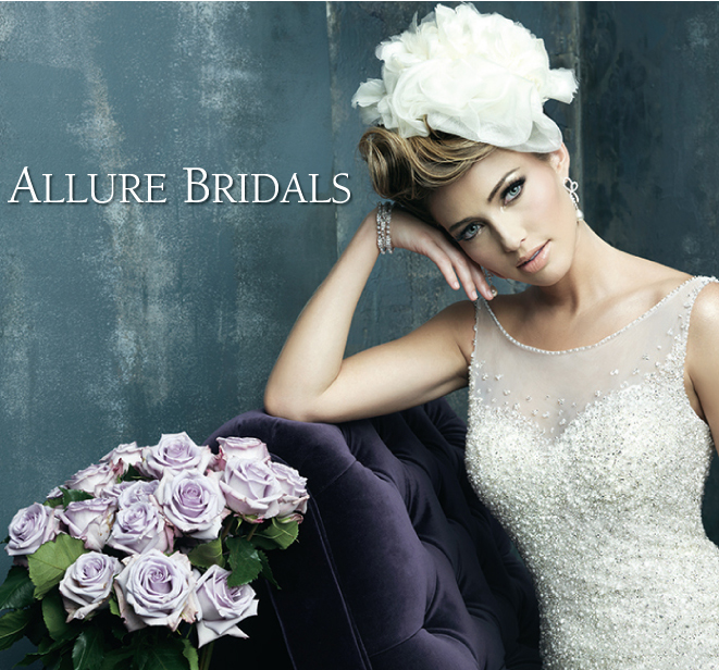 Allure Bridal Wedding Gowns